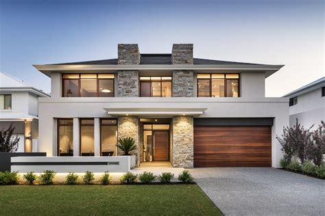 custom designed house contemporary exterior perth by streamline drafting and design grandwood homes custom home builders perth 2 storey