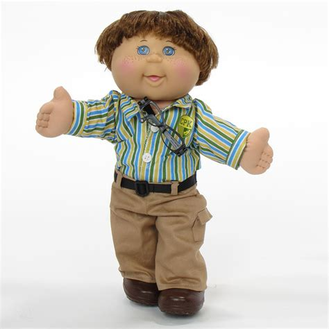 cabbage patch boy fashionality preppy boy