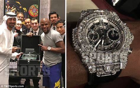 mayweather watch a case for the timex weekender watch