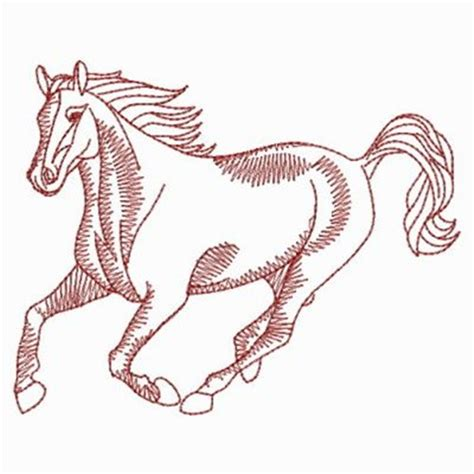 embroidery design horse free running horse embroidery designs machine embroidery
