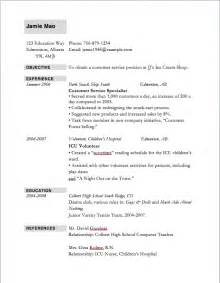 top 10 resumes best resume example