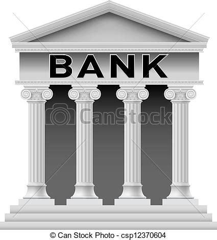 banche immagini free clipart vettoriali di costruzione simbolo banca icona