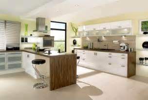 designed kitchen green kitchens