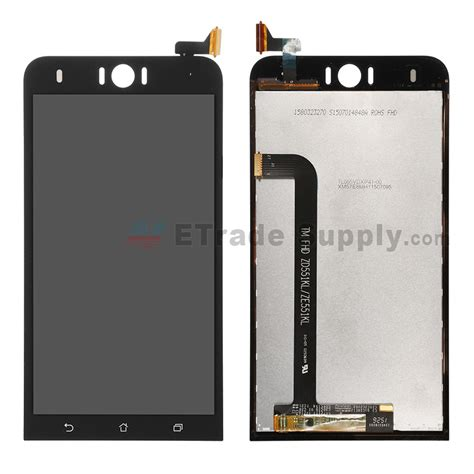 asus zenfone selfie zd551kl lcd screen and digitizer
