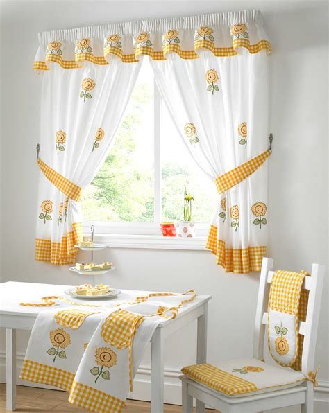 Sunflower Valances Kaye S Curtain And Blind Warehouse London Page For Alan
