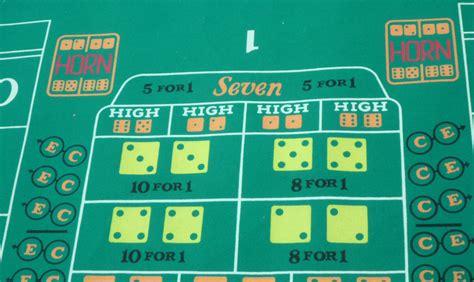 craps table layout for sale sands casino las vegas authentic craps layout table felt