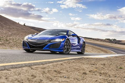 acura supercar 2017 2017 acura nsx first drive reviews stun world with