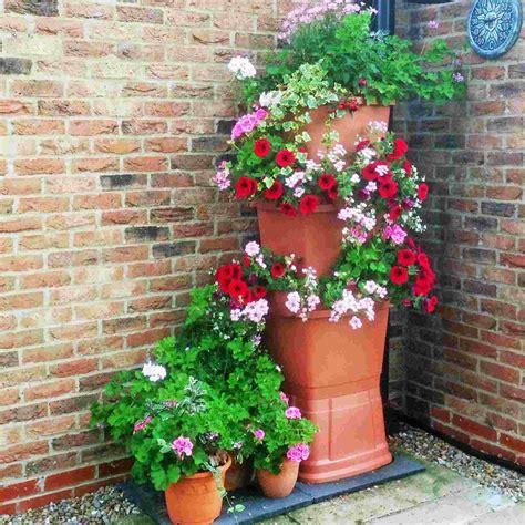 rainwater terrace  tier water butt  litres  garden
