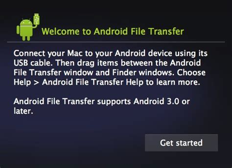 how to use android file transfer how to get and onto your galaxy nexus android central