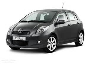 Toyota Yaris 2010 Toyota Yaris Ts 5 Doors 2007 2008 2009 2010