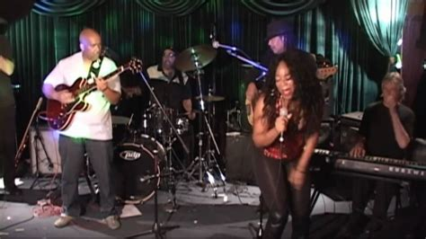 lyrica garrett rock me baby king brothers with lyrica garrett live