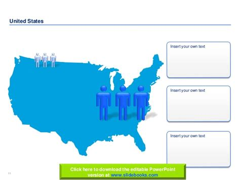 united states map for powerpoint united states maps and flags in powerpoint