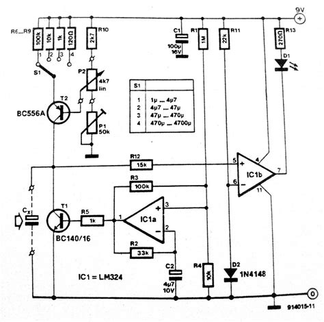 what are capacitors measured in measuring electrolytic capacitors