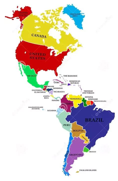 Mba In The Usa Vs South America by What Is The Difference Between The Usa And America Quora