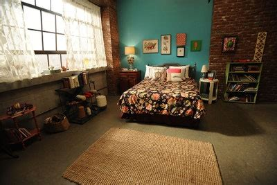girls los angeles loft set design architectural digest