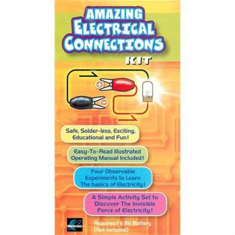 amazing electrical connections kit qkits electronics store