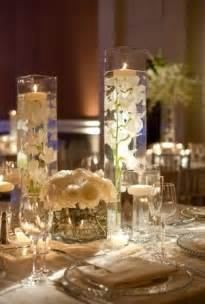 vase ideas for centerpieces cylinder vase wedding centerpiece ideas wedding