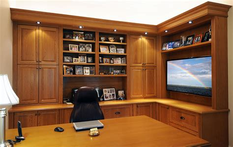 Custom Home Office Desk Custom Built Home Office Custom Window Seat And Bookcases Built In Desk Home Office Bonfires Co