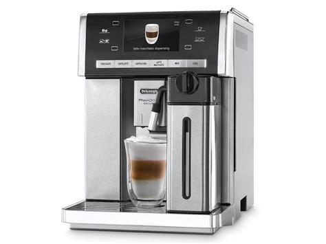 espresso coffee brands brand new delonghi primadonna exclusive esam6900m coffee
