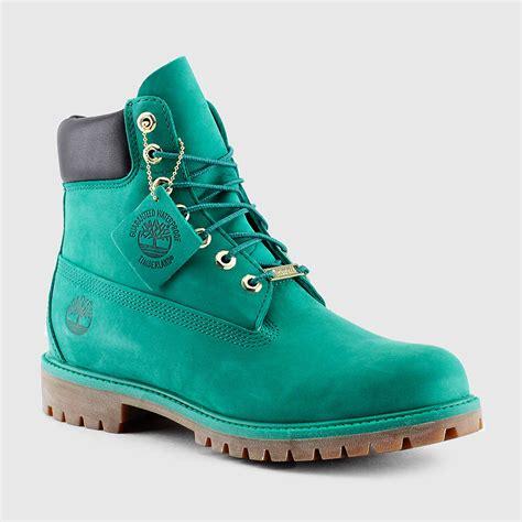 green timberland boots timberland womens 6 inch boots green black