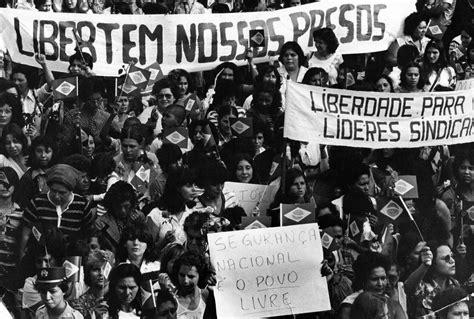 A Ditadura Militar Ato Ir 225 Homenagear Sindicalistas E Trabalhadores V 237 Timas Da Ditadura Militar