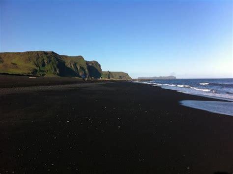 black sand beach iceland black sand beach vik iceland photos pinterest