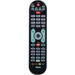 Rca rcrps06gr one for all 6 device universal remote walmart com