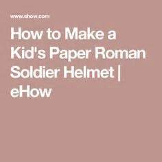 How To Make A Paper Soldier - 1000 ideas about soldier costume on