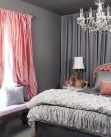 Pink And Grey Bedroom Decor » New Home Design