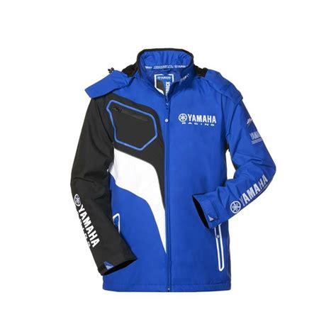 official yamaha racing paddock blue s windbreaker
