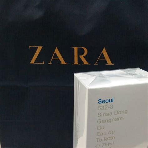 Parfum Zara Seoul jual parfum zara seoul bendroo store