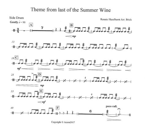 theme music last of the summer wine theme from last of the summer wine