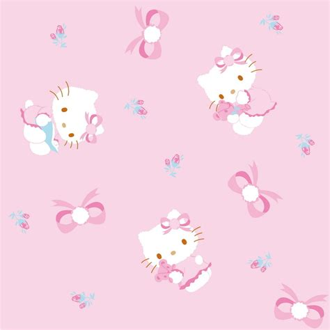 wallpaper hello kitty warna pink sanrio hello kitty brand wallpaper dinding