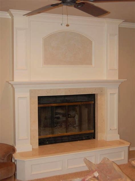 Renovating Brick Fireplace by Brick Fireplace Makeover Decocurbs Amazing
