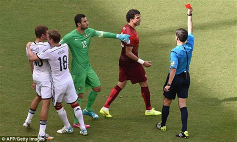 How Mates Vs Flings by Germany 4 0 Portugal Muller Scores Hat Trick As