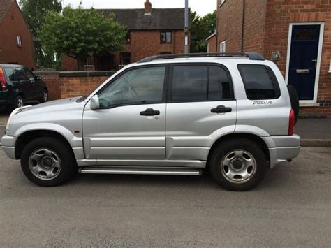 2001 suzuki grand vitara 2 5 v6 4x4 5 door other sandwell