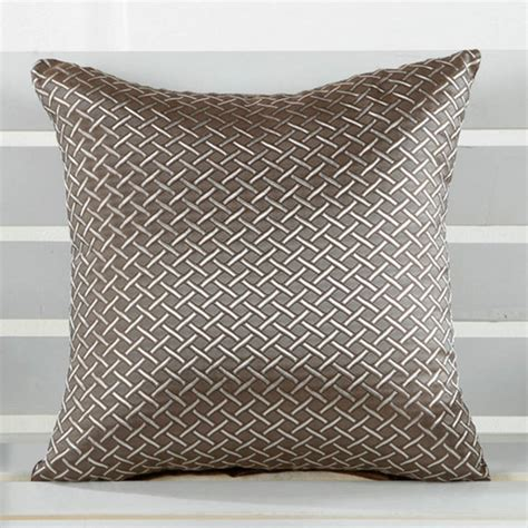 elegant sofa throws elegant hot grid throw pillow case home car sofa