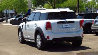 Used Mini Cooper 2017 Used Mini Cooper Countryman Courtesy Vehicle At Mini