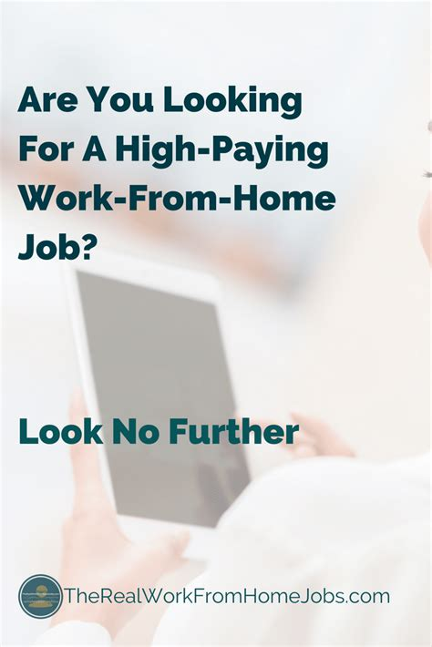Find Jobs Online To Work From Home - work from home find high paying telecommute remote