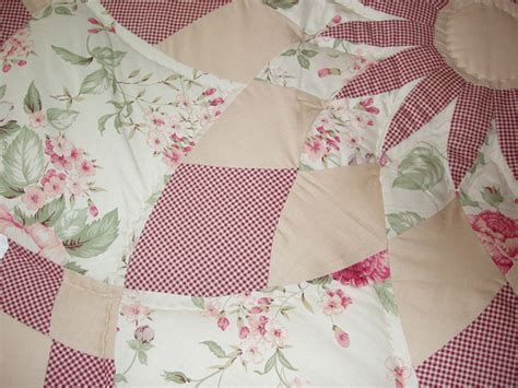 Patchwork Shops - patchwork quilt weinrot