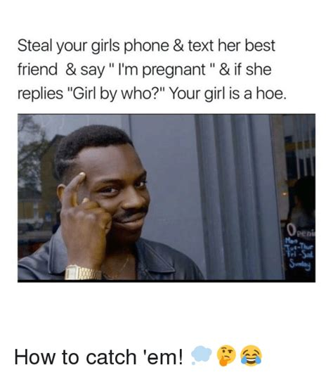 You A Hoe Meme - 25 best memes about reply girl reply girl memes