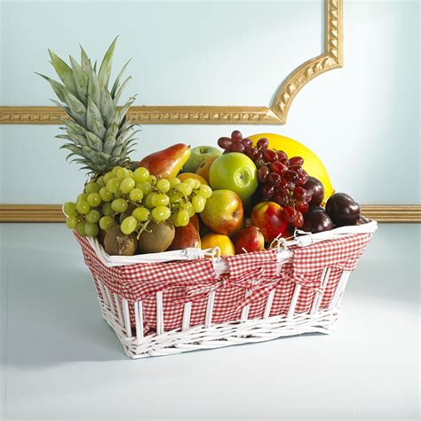 fruit gift baskets fresh fruit gift basket