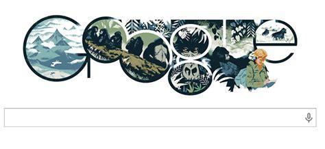 doodle dian dian fossey e i suoi gorilla doodle alla studiosa uccisa