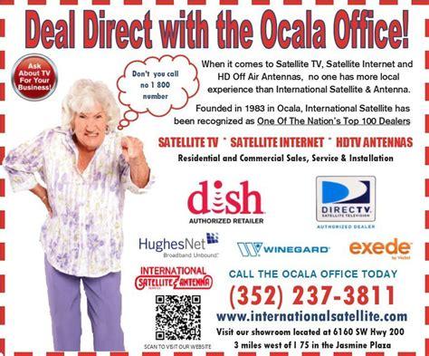 international satellite  ocalas local dealer
