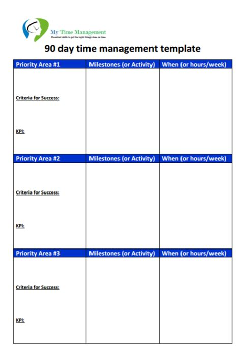 Goal Setting Worksheet by 90 Goal Setting Worksheet