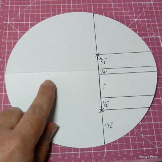 Circle Swing Card Template by 17 Best Images About Templates Tutorials Circles