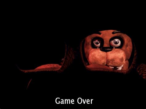 freddys game over nights at five review five nights at freddy s 2