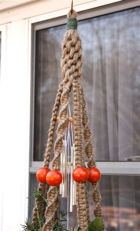 Macrame Knots Plant Hangers - macrame plant hanger fiestas craft and plant
