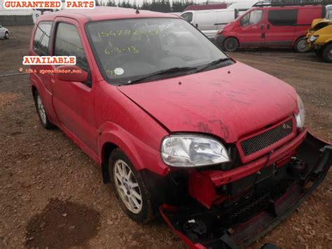 Spare Part Suzuki Ignis suzuki ignis breakers ignis sport dismantlers