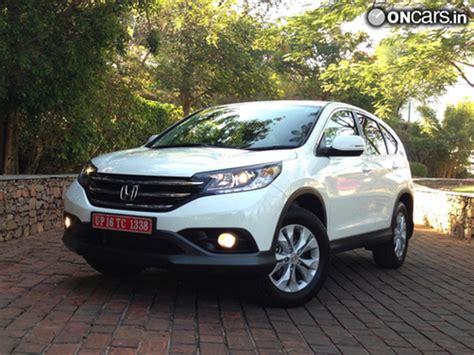 honda cvr price in india 2013 honda cr v launched in india at rs 19 95 lakh find